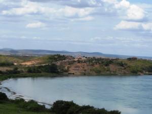 zicht op Limoeiras
