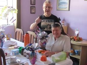 Paasontbijt bij zuster Redempta
